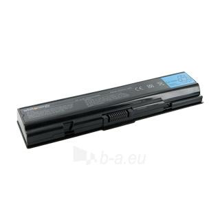 Nešiojamo kompiuterio baterija Whitenergy Toshiba PA3533 / PA3534 10.8V 5200mAh Paveikslėlis 1 iš 3 250254100560