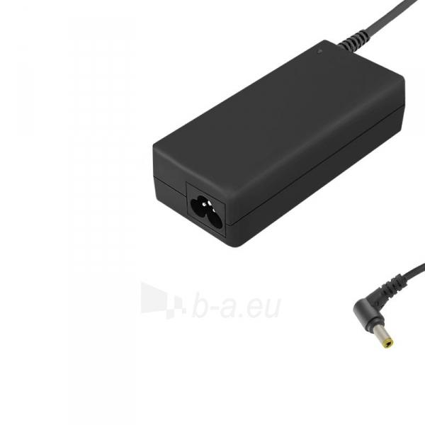 Nešiojamo kompiuterio pakrovėjas Qoltec Acer 65W   3.42A   19V   5.5x2.5 Paveikslėlis 1 iš 2 310820027134