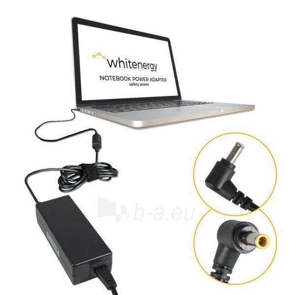 Nešiojamo kompiuterio pakrovėjas Whitenergy 20V/2A 40W, 5.5x3.0mm  pin Samsung Paveikslėlis 3 iš 5 250256401200