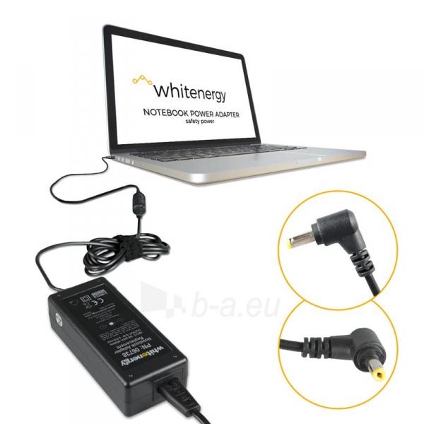 Nešiojamo kompiuterio pakrovėjas Whitenergy Asus EEE PC 701 9.5V, 2.31A, 4.8x1.7 Paveikslėlis 3 iš 5 250256401008