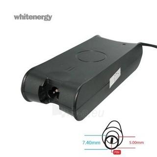 Nešiojamo kompiuterio pakrovėjas Whitenergy Dell 19.5V, 3.34A, 65W, 7.4x5.0 Paveikslėlis 1 iš 5 250256401016