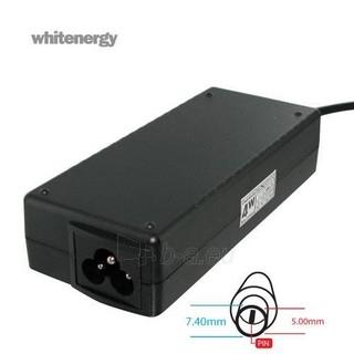 Nešiojamo kompiuterio pakrovėjas Whitenergy HP/Compaq 18.5V, 3.5A, 65W, 7.4x5.0 Paveikslėlis 1 iš 5 250256401024