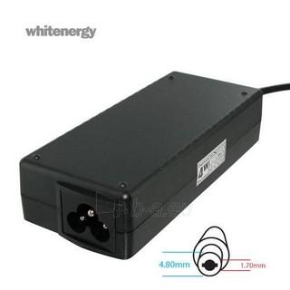 Nešiojamo kompiuterio pakrovėjas Whitenergy HP/Compaq 19V, 4.74A, 90W, 4.8x1.7 Paveikslėlis 1 iš 1 250256401202
