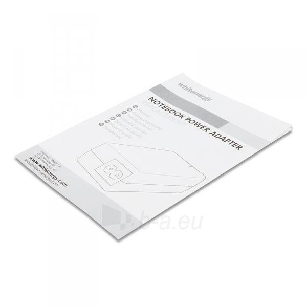 Nešiojamo kompiuterio pakrovėjas Whitenergy Multi 19V, 3.42A, 65W, 5.5x2.5 Paveikslėlis 5 iš 8 250256401038