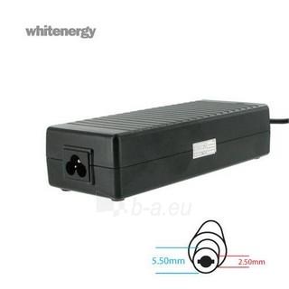 Nešiojamo kompiuterio pakrovėjas Whitenergy Multi 19V, 6.3A, 120W, 5.5x2.5 Paveikslėlis 1 iš 5 250256401307