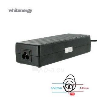 Nešiojamo kompiuterio pakrovėjas Whitenergy Sony 19.5V, 5.13A, 100W, 6.5 x 4.4 Paveikslėlis 1 iš 5 250256401308