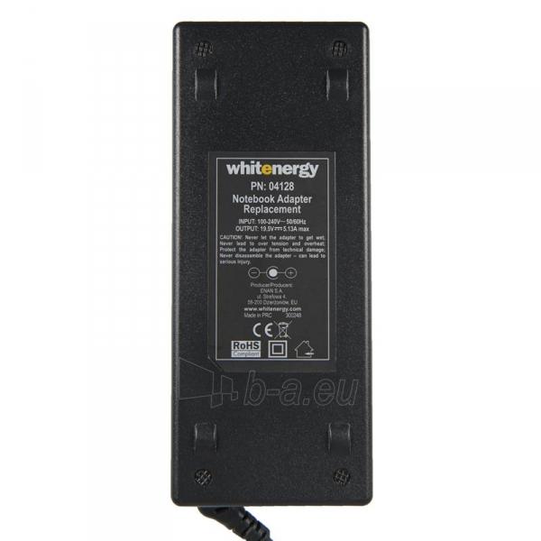 Nešiojamo kompiuterio pakrovėjas Whitenergy Sony 19.5V, 5.13A, 100W, 6.5 x 4.4 Paveikslėlis 4 iš 5 250256401308
