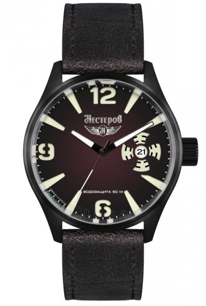NESTEROV laikrodis H098732-15BR Paveikslėlis 1 iš 1 310820024872