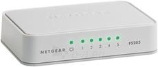 Netgear FS205 5-Port Fast Ethernet Unmanaged Switch Paveikslėlis 1 iš 1 250257501198