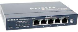 Netgear ProSafe 5-Port Gigabit Desktop Switch Metal (GS105GE) Paveikslėlis 1 iš 1 250257501262