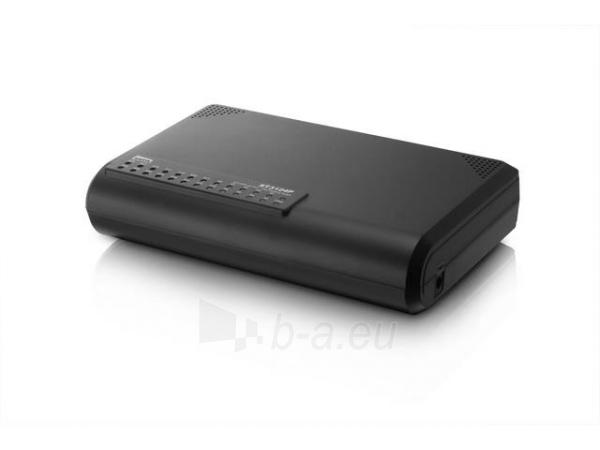 Netis Switch Desktop 24-port 100MB Paveikslėlis 2 iš 4 250257501216
