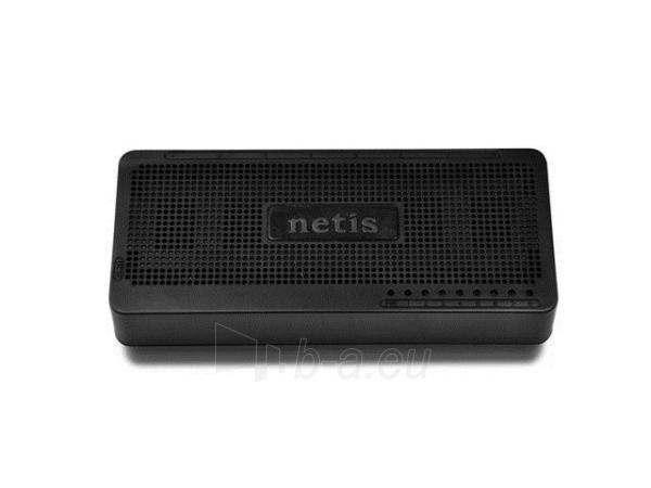 Netis Switch Desktop 8-port 100MB Paveikslėlis 1 iš 3 250257501219