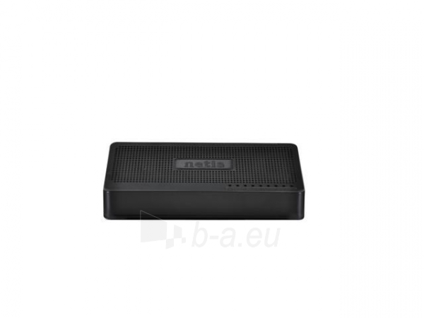 Netis Switch Desktop 8-port 100MB Paveikslėlis 2 iš 3 250257501219