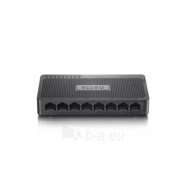 Netis Switch Desktop 8-port 100MB Paveikslėlis 3 iš 3 250257501219