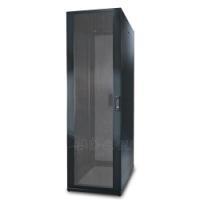 NetShelter ValueLine 42U 600mm Wide x 1070mm Deep Enclosure with Sides Black Paveikslėlis 1 iš 4 250257600357