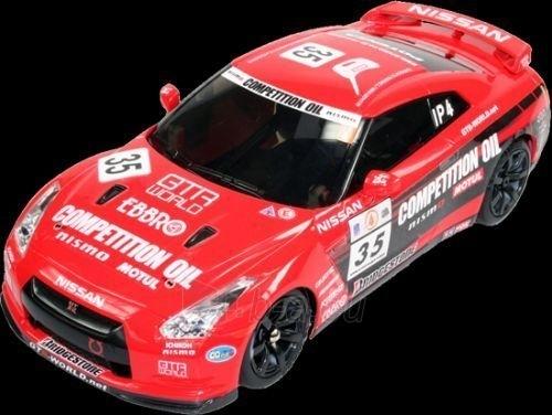 NIKKO 160163 NISSAN GT-RR35 MOTUL NISMO automobilis su nuotolinio valdymo pulteliu Paveikslėlis 1 iš 1 30007100042