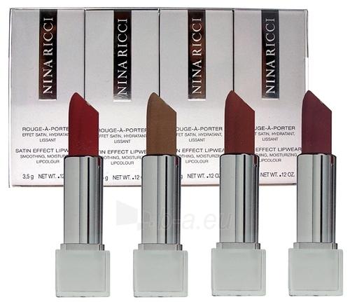Nina Ricci Satin Lipwear Cosmetic 3,5 Paveikslėlis 1 iš 1 250872200090