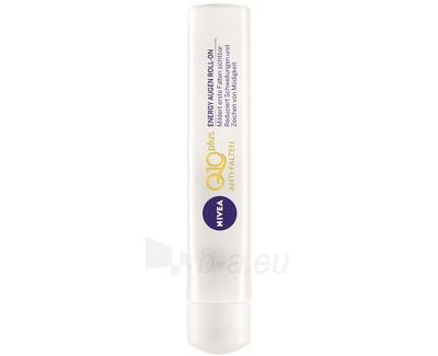 Nivea Cooling Eye Roll-On Anti-Wrinkle Q10 Plus 10 ml Paveikslėlis 1 iš 1 250840800518