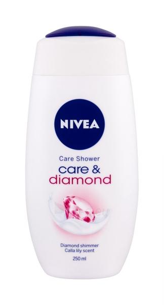 Nivea Diamond Touch Cream Oil Shower Cosmetic 250ml Paveikslėlis 1 iš 1 2508950001105