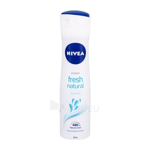 Nivea Fresh Natural Anti-perspirant Spray 48H Cosmetic 150ml Paveikslėlis 1 iš 1 2508910001069