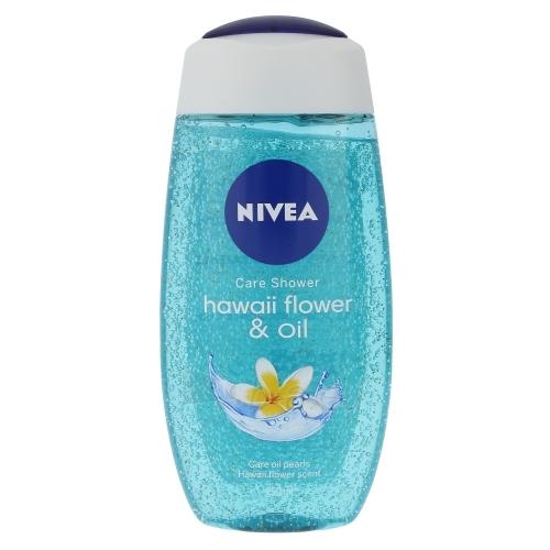 Nivea Hawaii Flower & Oil Shower Gel Cosmetic 250ml Paveikslėlis 1 iš 1 2508950001106