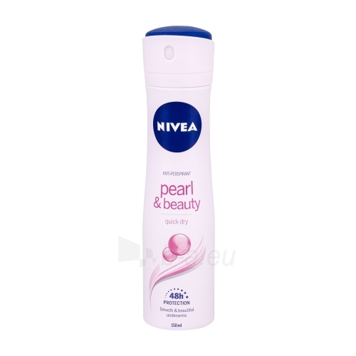 Nivea Pearl & Beauty Anti-perspirant Spray 48H Cosmetic 150ml Paveikslėlis 1 iš 1 2508910001075