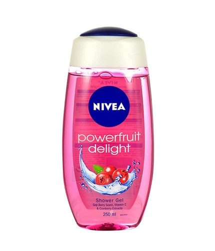Nivea Powerfruit Delight Shower Gel Cosmetic 250ml Paveikslėlis 1 iš 1 2508950001155