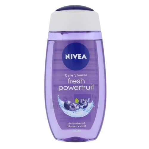 Nivea Powerfruit Fresh Shower Gel Cosmetic 250ml Paveikslėlis 1 iš 1 2508950001108