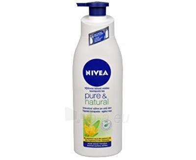 Nivea Pure & Natural 400 ml Paveikslėlis 1 iš 1 250850201194