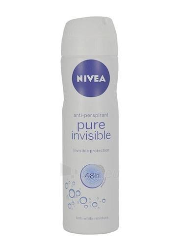 Nivea Pure Invisible Anti-perspirant Spray 48H Cosmetic 150ml Paveikslėlis 1 iš 1 2508910001077