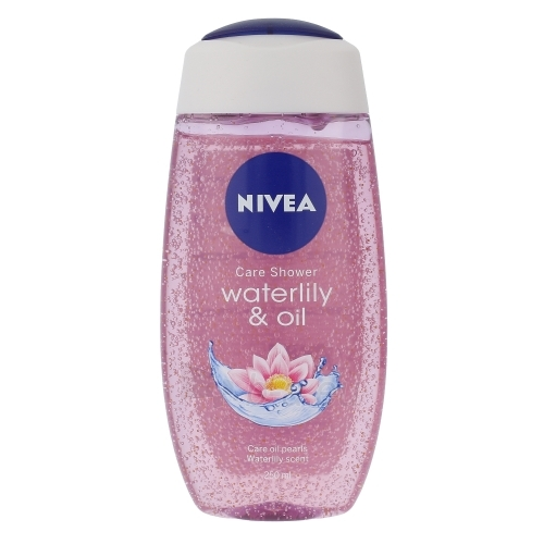 Nivea Waterlily & Oil Shower Gel Cosmetic 250ml Paveikslėlis 1 iš 1 2508950001111