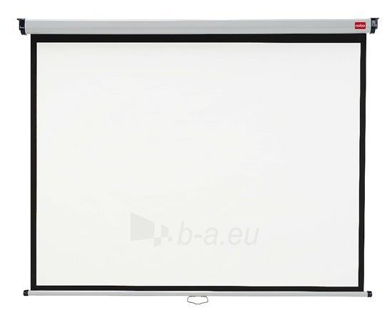 NOBO Sieninis ekranas(240x181,3) Paveikslėlis 1 iš 1 30058000053