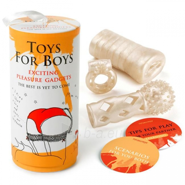 NookiiToy - Žaislai berniukui Paveikslėlis 1 iš 1 2514060000011