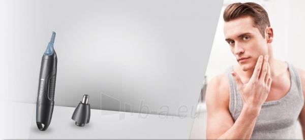 Nosies ir ausų plaukų kirpiklis Remington NE3450 Paveikslėlis 1 iš 3 310820044768