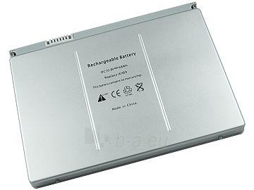Notebook baterija, APPLE MacBook Pro 17 Paveikslėlis 1 iš 1 310820015879