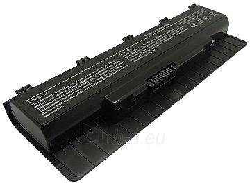 Notebook baterija, Asus N56 (A32-N56) Paveikslėlis 1 iš 1 310820022985