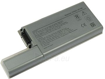 Notebook baterija, DELL D820 Paveikslėlis 1 iš 1 310820046489