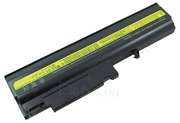 Notebook baterija, IBM ThinkPad R50E Paveikslėlis 1 iš 1 310820015884