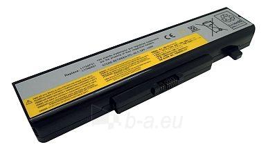 Notebook baterija, LENOVO G580 Paveikslėlis 1 iš 1 310820022989