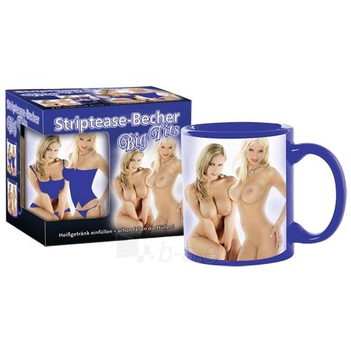 Nusirengiančių merginų puodelis Paveikslėlis 1 iš 1 2514151000079