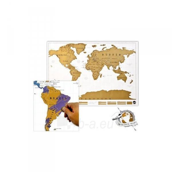 Nutrinamas pasaulio žemėlapis Paveikslėlis 2 iš 5 310820221287