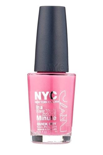 NYC New York Color Quick Dry Nail Polish Cosmetic 9,7ml 300 Spring Tulip Paveikslėlis 1 iš 1 250874000800