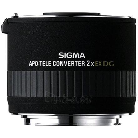 Sigma 2.0x EX APO DG Tele Converter for Canon Paveikslėlis 1 iš 1 250222040100305
