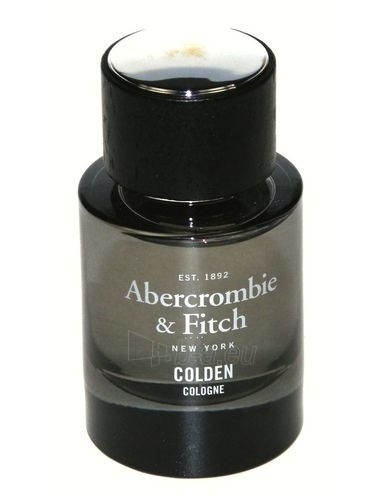 Abercrombie & Fitch Colden cologne 50ml Paveikslėlis 1 iš 1 250812000918