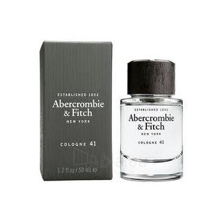 Odekolons Abercrombie & Fitch Cologne 41 Cologne 30ml Paveikslėlis 1 iš 1 250812000919