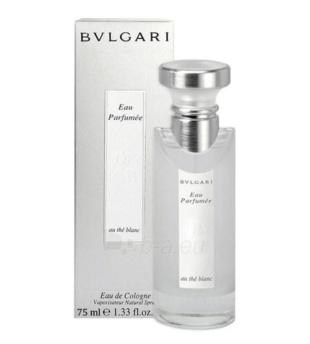 Odekolonas Bvlgari Eau Parfumée au Thé Blanc cologne 100ml (testeris) Paveikslėlis 1 iš 1 250812000942