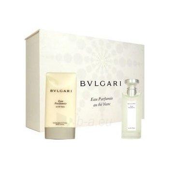 Bvlgari Eau Parfumée au Thé Blanc cologne 50ml (set) Paveikslėlis 1 iš 1 250812000946