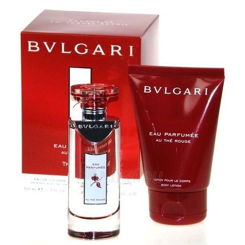 Odekolons Bvlgari Eau Parfumée au Thé Rouge EDC 50ml (komplekts 2) Paveikslėlis 1 iš 1 250812000966