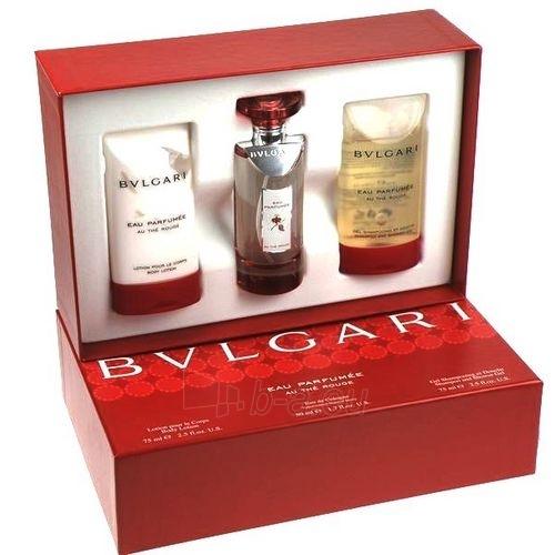 Odekolonas Bvlgari Eau Parfumée au Thé Rouge cologne 50ml (rinkinys) Paveikslėlis 1 iš 1 250812000965
