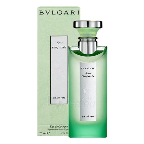 Odekolonas Bvlgari Eau Parfumée au Thé Vert cologne 100ml Paveikslėlis 1 iš 1 250812000967